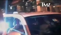 P Diddy going crazy at New York cop!