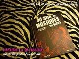 Livre / Book 40 ANS DE MUSIQUE AU GIBUS (Hugo) librairie La Petroleuse