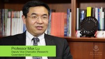 AIBN Group Leader and UQ Provost Prof Max Lu a Queensland Great