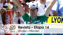 Revista - Etapa 14 (Rodez > Mende) - Tour de France 2015