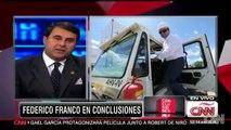 Entrevista con el presidente de Paraguay Federico Franco en CNN en Español