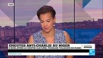 NIGER - Retour au centre culturel de Zinder, 6 mois après des émeutes anti-Charlie