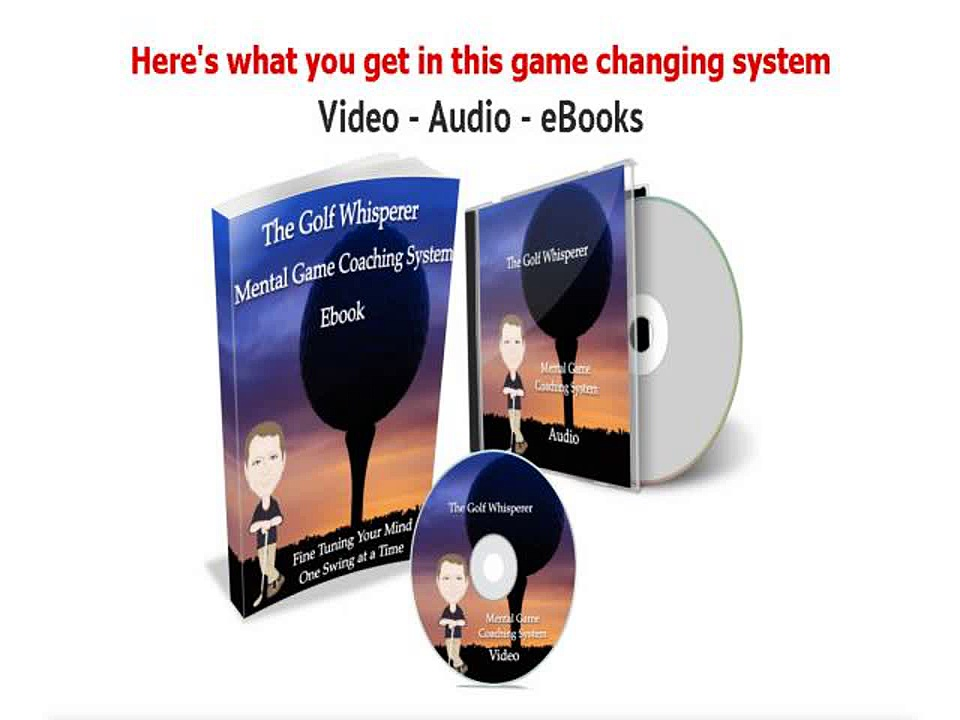 Whole Mind Golf Mental Game Coaching System