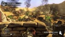 Intro SNIPER ELITE PlayStation 4 español