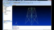 Femap with NX Nastran Linear vs. Nonlinear Buckling-Siemens PLM