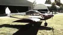 Test flying the Zenair CH701 STOL airplane with the Jabiru