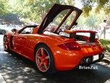 Exotic Car Show at Auto Affair - Veyron CGT SLR LP640 599 +