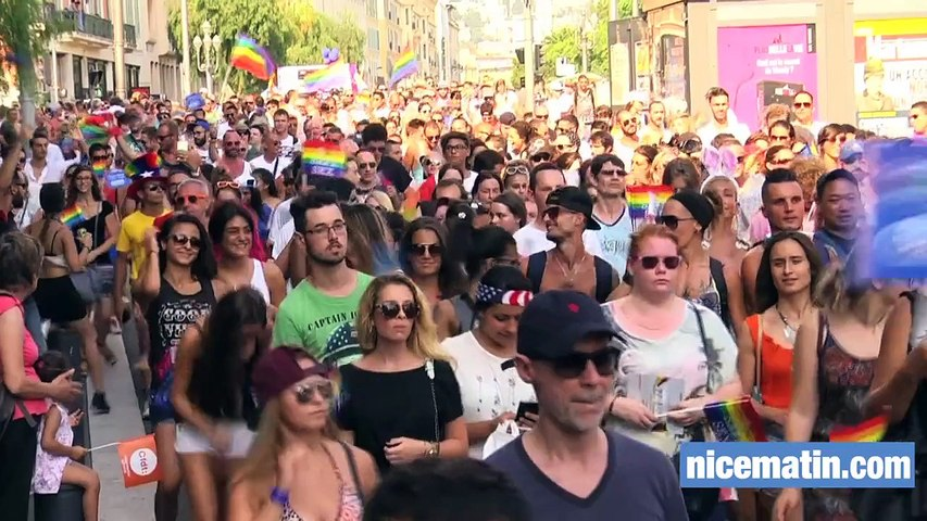 Pink Parade 2015 à Nice : le combat continue