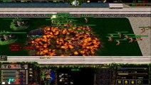Warcraft III custom maps- Plants vs zombie Easy Mode EP02