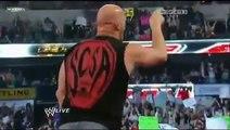WWE Raw - 7/3/11 Stone Cold Steve Austin 3:16 & JBL Return  (HQ)