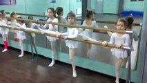children ballet choreography dancing Titanium fitnes