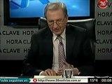 Editoriales Lamentables, Mariano grondona 16-04-2012. Hora Clave