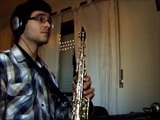 Elton John - Can you feel the love tonight - Soprano saxophone cover
