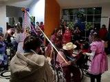 Dança Caipira dos Idosos Cadeirantes do Lar São João de Deus 2010