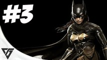 Batgirl A Matter of Family Walkthrough Gameplay Part 3 (Batman Arkham Knight DlC)