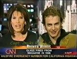 Capt Janks Prank Calls CNN's Daryn Kagan (Wildfires)