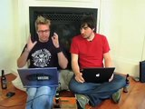 Kevin and Alex talk about diggnation banner game