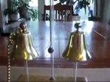 Franklin's Bells - Electrostatic Ringing Bells