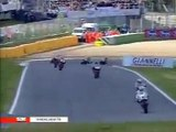 SBK - Imola 2002 / Race 1 Highlights