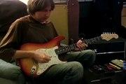 Fender Stratocaster: Electric Guitar Setup : Guitar Pickups: Fender Stratocaster Setup