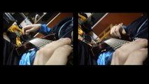 Slipknot - Custer (Guitar Cover) ft. Screaming Goats