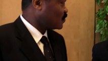 M Michaël ADANDE, Président de la Banque de développement des Etats de l'Afrique Centrale