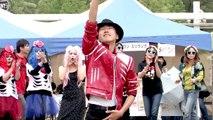 """""""Beat It"""" MJ KANAZAWA 2015 全国 MJ Tribute Week START WITH US"""