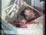 Пусть бегут неуклюже- текст! Russian children's song from Cheburashka film