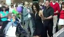 Pakistani Anchor Reham Khan dancing in UK AAJ WITH REHAM KHAN_ AAJ NEWS_ AAJ TV_BBC