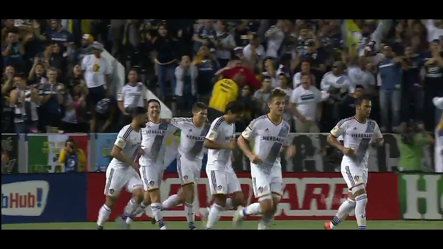 Steven Gerrard – LA Galaxy – MLS Debut Highlights