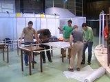 Estudiantes de la Facultad de Ingeniería exhiben proyectos innovadores