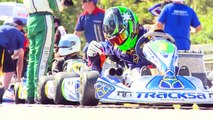 Chassis battle in the 2011 CIK Stars of Karting Series heats up