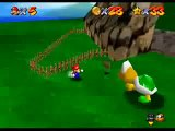 Super Mario 64 - My Ridiculously Low Time on Koopa the Quick in THI