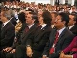 Arranque de la Primera Semana Nacional de Salud 2011 - Presidente Calderón