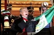 El Grito 2012. Ceremonia del CCII Aniversario de la Gesta Heroica de la Independencia