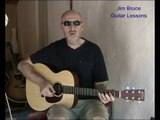 Acoustic Blues Guitar - Doodling in A
