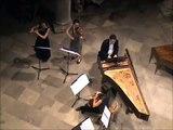 Croatian Baroque Ensemble & Laura Vadjon, baroque violin - Concert for Japan