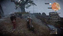The Witcher 3 - PS4 Patch 1.07 Alternative Movement for Geralt