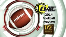 2014 BW Football Preview
