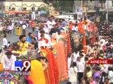 Ahmedabad: Lord Jagannath's Rathyatra passes off peacefully - Tv9 Gujarati