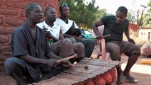 Herbert Kinobe meets Daouda Diabate, the legendary balafon player of the Tusia