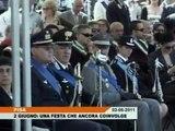 2 Giugno 2011, festa della Repubblica nel 150° dell'unità d'Italia