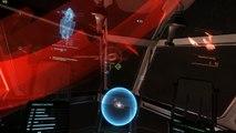 Star Citizen Vanduul swarm day 1 gameplay with Aurora MR