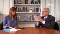 Jacques Delors a répondu à vos questions sur construction UE, économie, relations UE-UK, élections