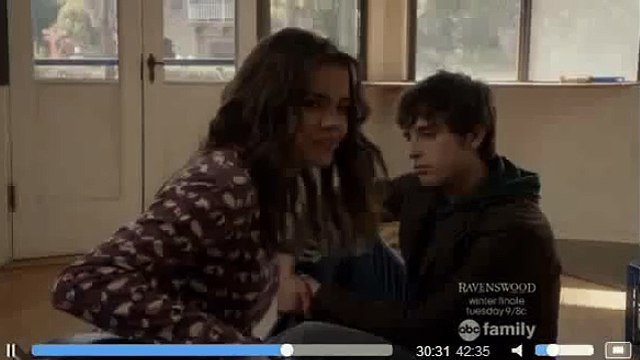 the fosters brandon singing to callie