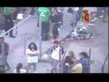 Chiedevano il pizzo durante concerto di Vasco Rossi, arrestati per estorsione