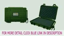 Details Vault Case 5 Inch Shockproof Waterproof Case Military Green Deal