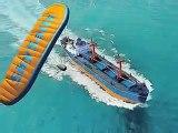 CREAFORM Handyscan 3D- 3D scanning of a kite surfer