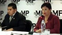Solicitud de antejuicio contra diputado Pedro Muadi / Thelma Aldana