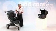 Quinny Speedi SX Fitting Maxi Cosi Carseat - Kiddicare...